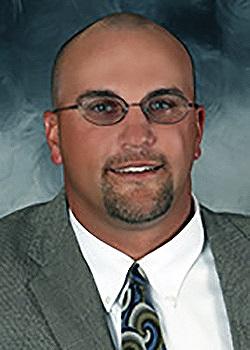 Troy Judd, CFO