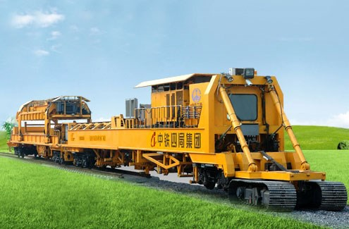CPG500 Track-laying Machine Set for High-speed Railway