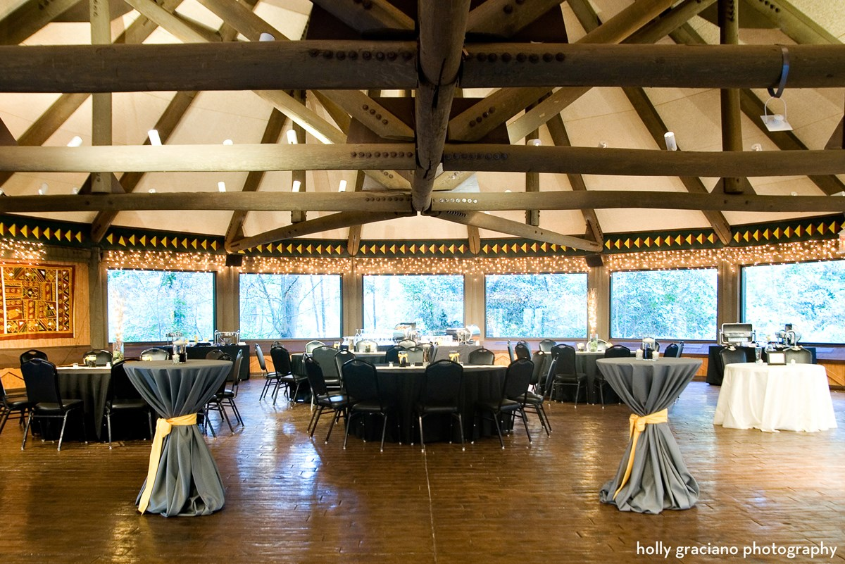 Riverbanks Zoo and Garden, Columbia, SC Wedding Venue