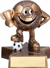 CAT-931 Soccer Trophy