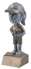 BH 6 Female Coach Bobblehead ***As low as $8.95***