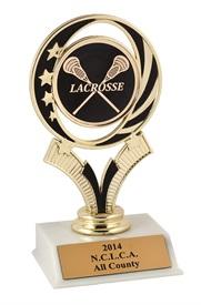 JST - 6 inch Lacrosse Trophy ***As low as $4.95***