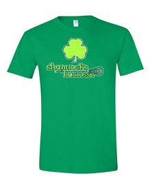 Soft Style Cotton Green T-shirt Order due by Wednesday, May 8, 2019