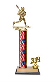 TRO-12 inch Lacrosse Trophy **As low as $10.95*