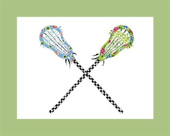 PR2 - Lacrosse Print