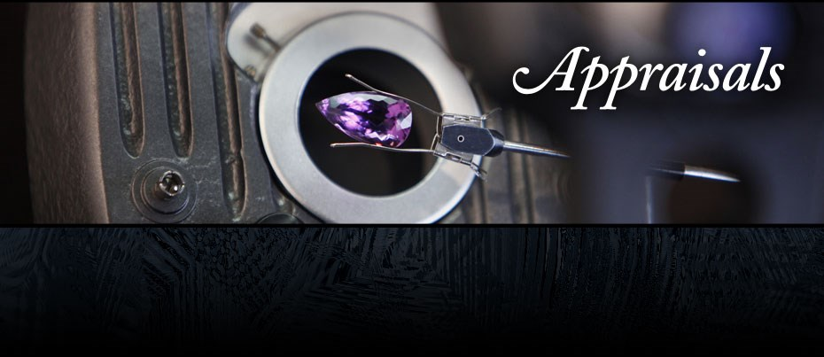 Jewelery Appraisals at Albert F. Rhodes Jewelers