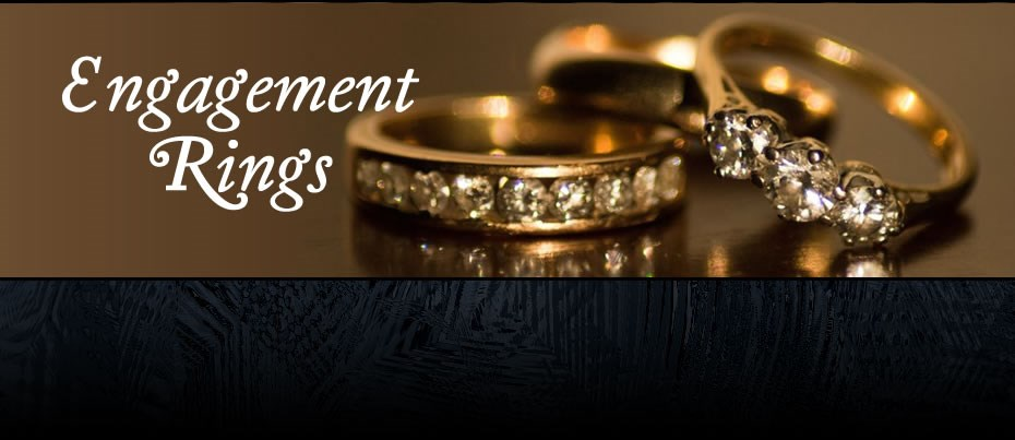 Engagement Rings at Albert F. Rhodes Jewelers