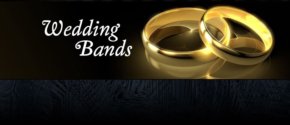 Wedding Bands at Albert F. Rhodes Jewelers