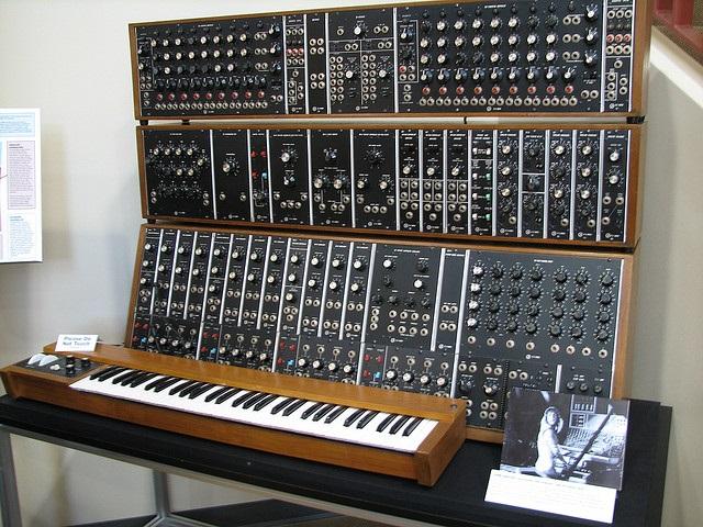 Moog Analog Synthesizer