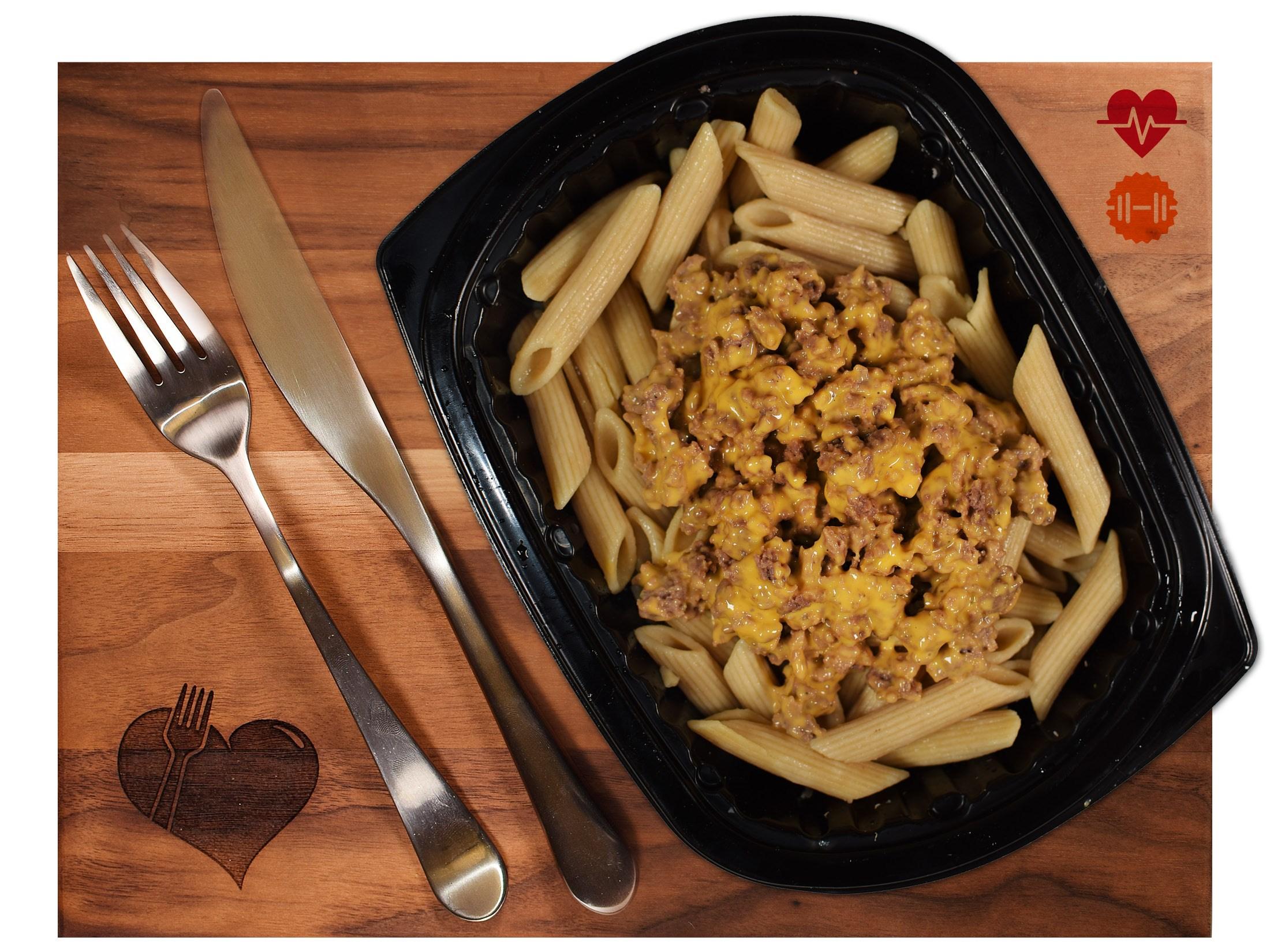 Cheesy Beef & Macaroni