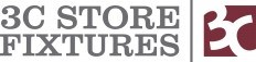 3C Store Fixtures Logo