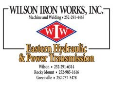 Wilson Iron Works, Inc. Logo