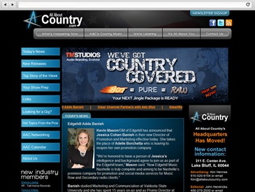 All About Country