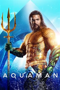 Aquaman - Now Playing on Demand