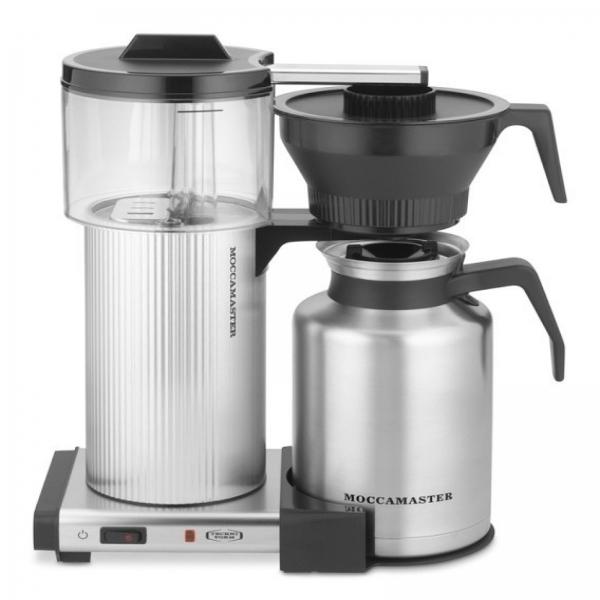 Carolina Coffee CDT Grand Moccamaster