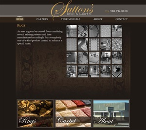 Sutton's Rugs and Carpets of Wilmington, NC