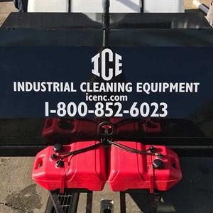 Ice Jet Sewer Jetting Equipment