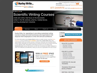 Home - hurleywrite.com