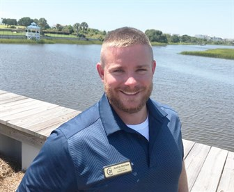 Portrait of Justin Kinlaw from CENTURY 21 Sunset Realty
