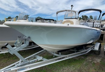 2019 Key West 203 FS Ice Blue #TC251 liquid-unknown-field [type] Boat