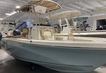 2019 Key West 219 FS Ice Blue #NF329  liquid-unknown-field [type] Boat