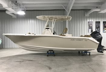 2020 Key West 239 FS Sand liquid-unknown-field [type] Boat