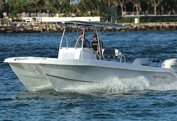 2020 Twin Vee 260 GF liquid-unknown-field [type] Boat