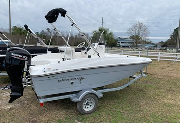 2020 Bayliner Element F16 Stock No. X2229 liquid-unknown-field [type] Boat