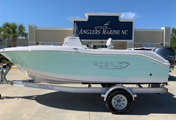 2020 Robalo R180 Seafoam/White (ON ORDER) Boat
