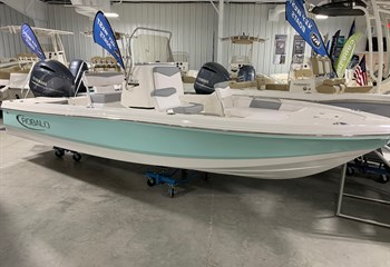 2021 Robalo 206 Cayman Seafoam/White (ON ORDER) Boat