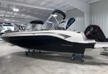 2021 Bayliner DX2000 Black/White Boat
