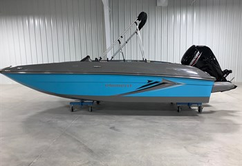 2021 Bayliner Element E18 Impulse Blue/Gray Boat