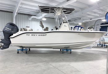 2021 Key West 219 FS White (CLAYTON) Boat