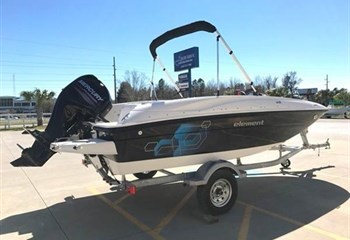 2020 Bayliner Element E16 Stock No. 1767 liquid-unknown-field [type] Boat