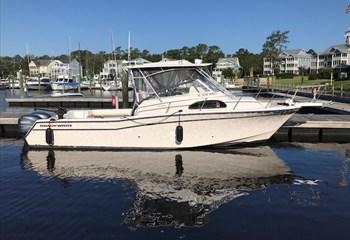 2002 Grady White 300 Marlin liquid-unknown-field [type] Boat