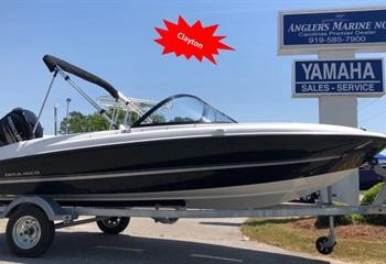 2019 Bayliner 160 BR #X3286 Boat