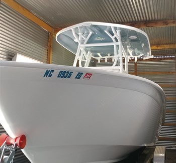 2017 Cape Horn 24XS Used Boat