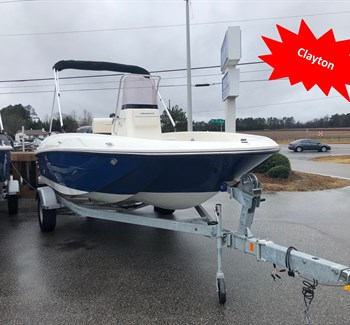 2018 Bayliner Element F18 Navy New Boat