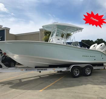 2019 Cape Horn 24 XS New Boat