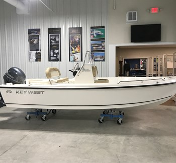 2019 Key West 1720 CC New Boat