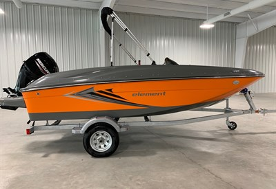 2021 Bayliner Element E16 Orange/Gray (IN STOCK)