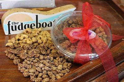 Cinnamon Glazed Nut Three Pack