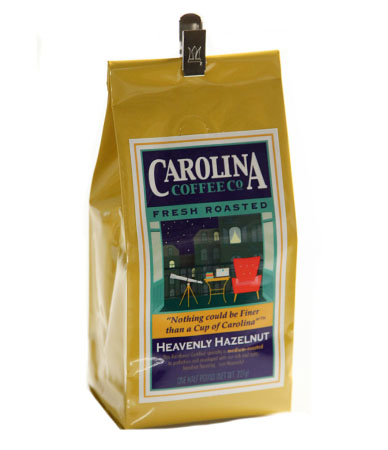 Carolina Coffee Heavenly Hazelnut Swiss Water Decaf