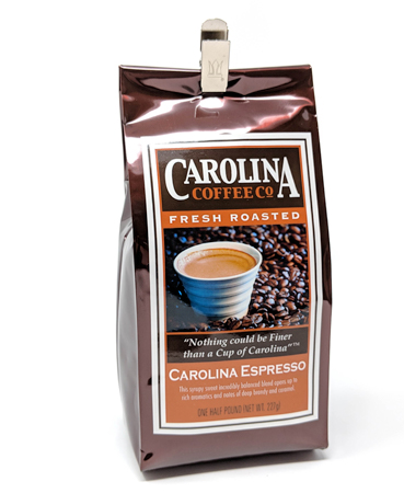 Carolina Coffee Carolina Espresso