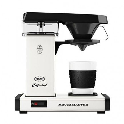 Carolina Coffee Technivorm Moccamaster Cup-One Coffee Brewer - Off White