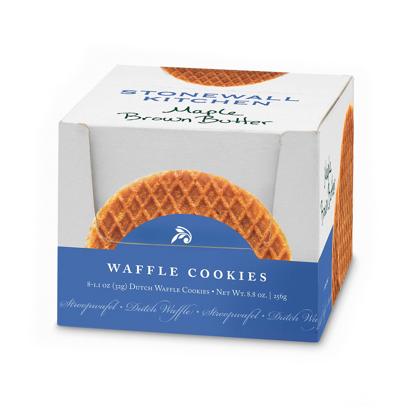 Carolina Coffee Maple Brown Butter Waffle Cookies