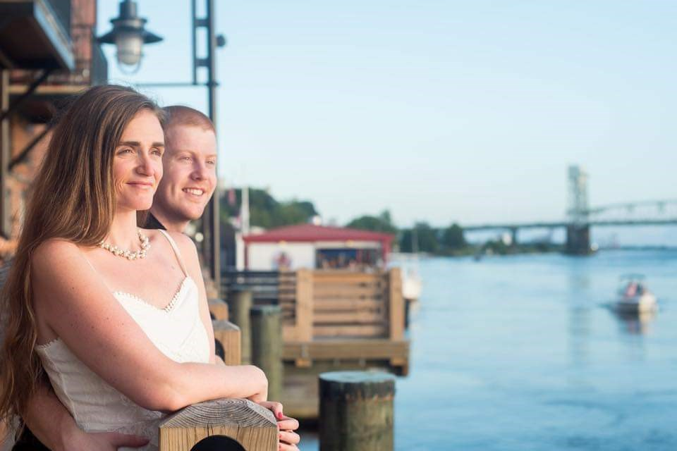 Jeremy and his wife, Ashley, feel in love with Wilmington after their very first date at the former Soapbox in downtown Wilmington.